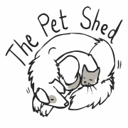 logo the pet shed